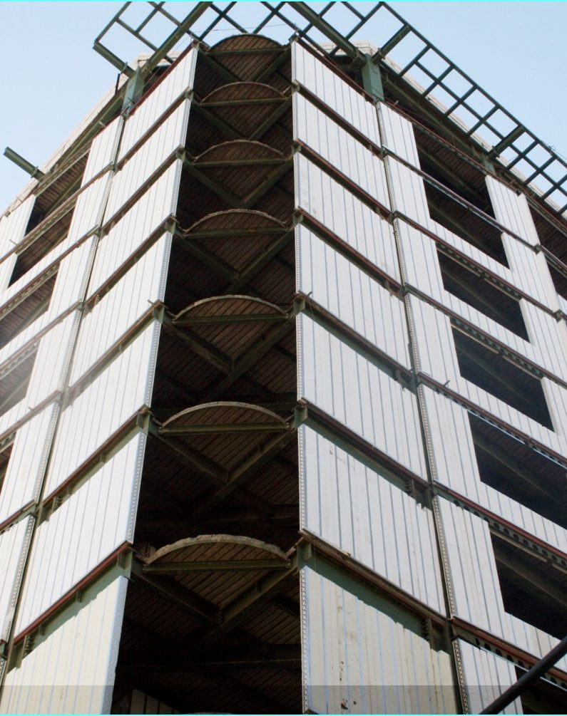 7_ABP Iran_2009_Case Sociali_PBMetal e PBSip+steel frame structure